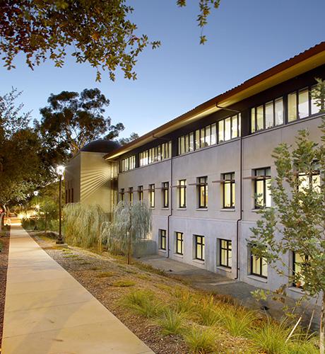 Pomona College In Claremont California Pomona College: Construction Management